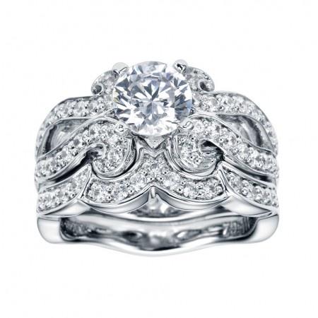 antique engagement rings under 100