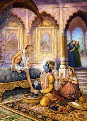 HINDU RITUALS AND ROUTINES...: Sri Krishna