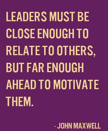 #leadership