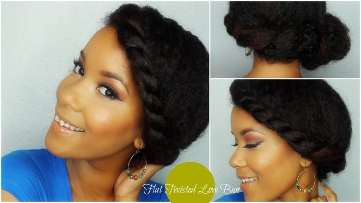 Natural Hair : Twist Style