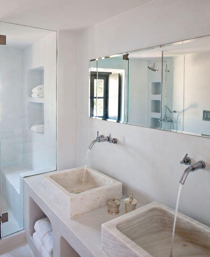 A Private Residence By Interior Designer Tina Komninou In Hydra Greece