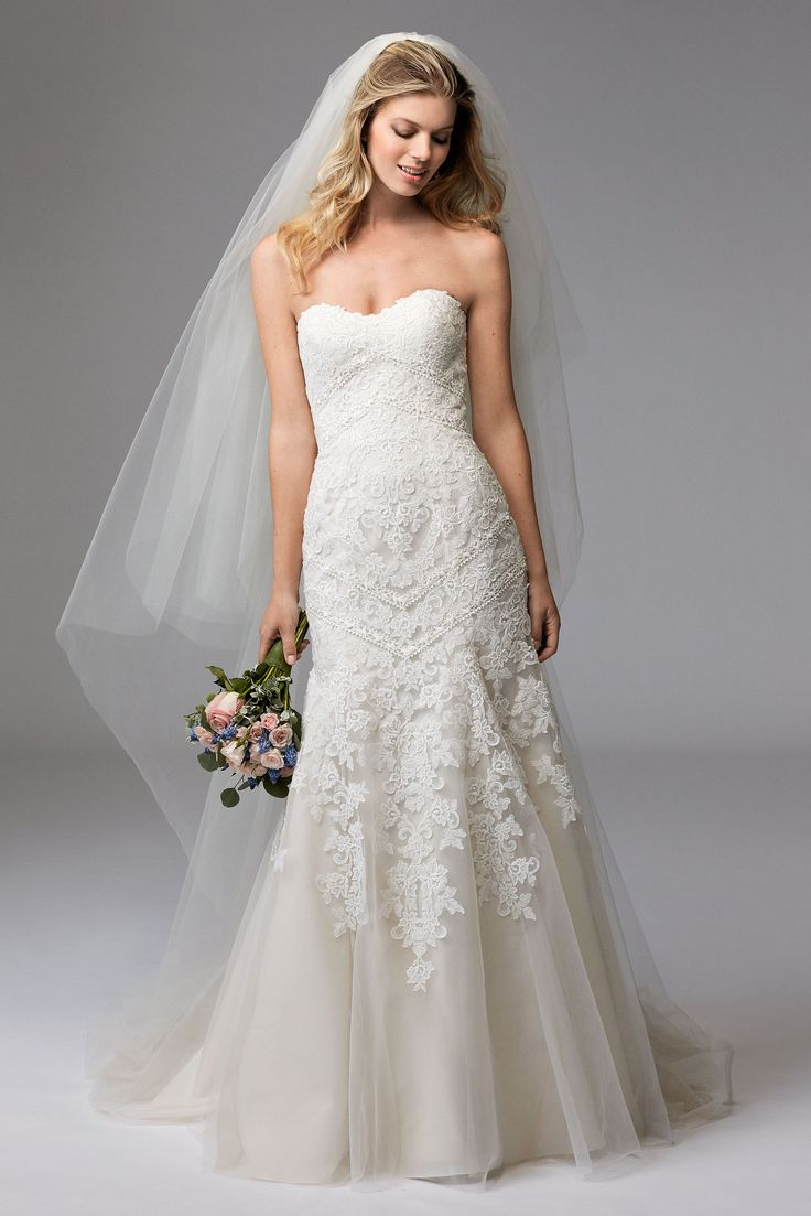 Wtoo by Watters - Leta @ Town & Country Bridal Boutique - St. Louis, MO - www.townandcountrybride.com