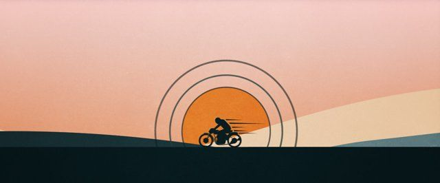 """An exploration in nostalgia, the """"World Of Motion"""" is a tribute to man's various achievements in transportation and technology. Direction, Animation & Design - Colin Hesterly   http://www.colinhesterly.com"""