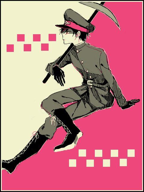 ゆ み こさんのイラスト 「■■■フリーゲーム 獄都事変」