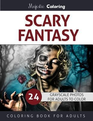 Find Scary Fantasy - by Majestic Coloring ( 9781534676770 ) Paperback and more. Browse more  book selections in Horror books at Books-A-Million's online book store