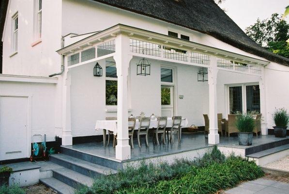 Fotopresentaties veranda's | Niek Roos BV Trapje mooi!