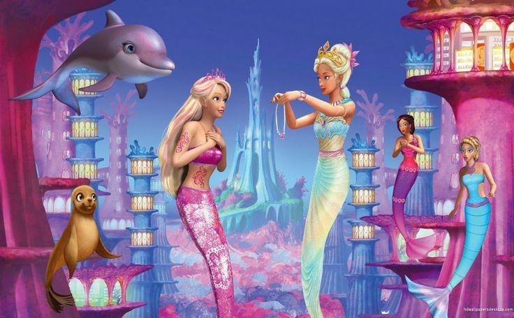 Barbie In A Mermaid Tale 2 HD Wallpaper