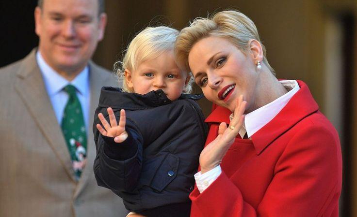 Prinses Charlene: 'Ik voed de tweeling op met sport' | Beau Monde