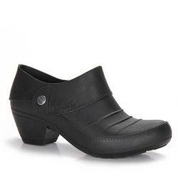 Sapato Salto Feminino Boa Onda - Preto
