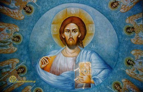 Μη φοβάσαι τίποτα... Ο Χριστός είναι κοντά σου!