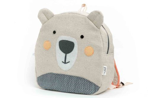 bear backpack www.grigrin.com