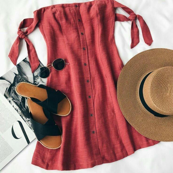 summer outfit pt // beautetrendy