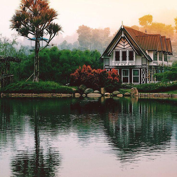 32 tempat wisata istimewa di Bandung untuk liburan luar biasa