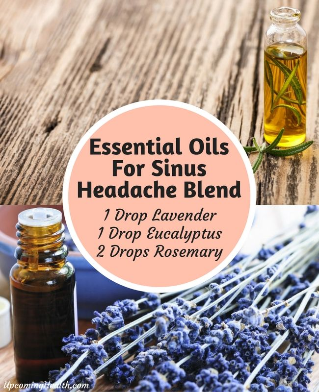 When a headache strikes, try these essential oils and oil blends for headache relief. 3 best blends to relieve stress, tension and sinus headaches!