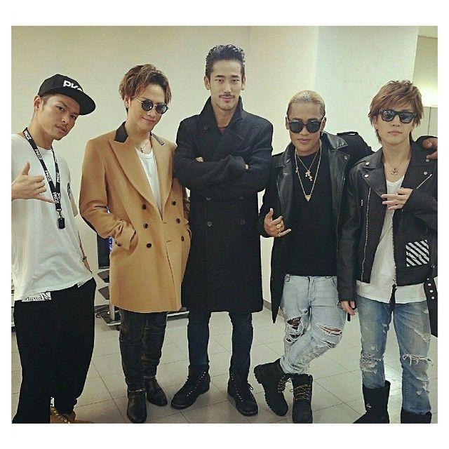Imaichi Ryuji & Tosaka Hiroomi & Iwata Takanori & Elly & Naoki