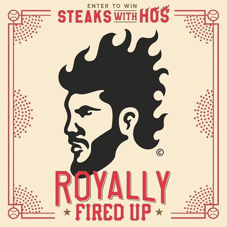 Big news. For Father's Day this year, how about having steaks with me and my dad. We'll grill, hang out and eat great steaks.  Check out royals.com/HOS for all the details. #SteaksWithHOS #kcsteaks