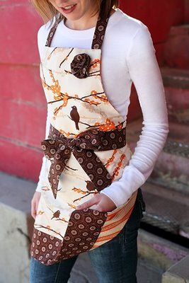 Perfect for fall baking~LOVE LOVE LOVE this apron