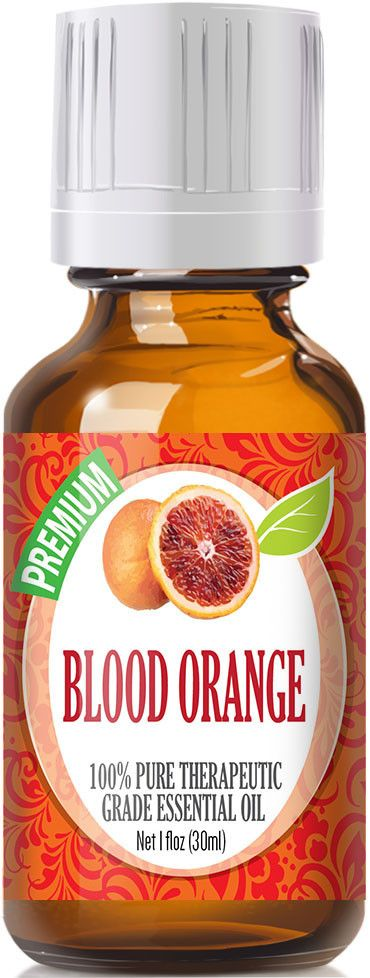 Blood Orange Essential Oil has a warm citrus aroma that is fresh and tangy.  Botanical Name: Citrus sinensis