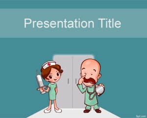 Free Surgery PowerPoint Template