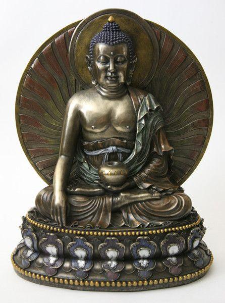 Shakyamuni bij Crystal Temptation in Venlo