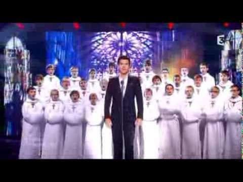 Vincent Niclo - Ave Maria - avec les petits chanteurs à la croix de bois - YouTube