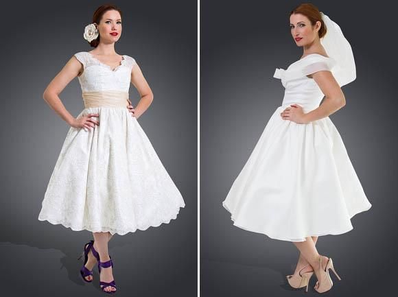 short tea length and inspired wedding dresses by cutting edge brides savings for love my dress readers