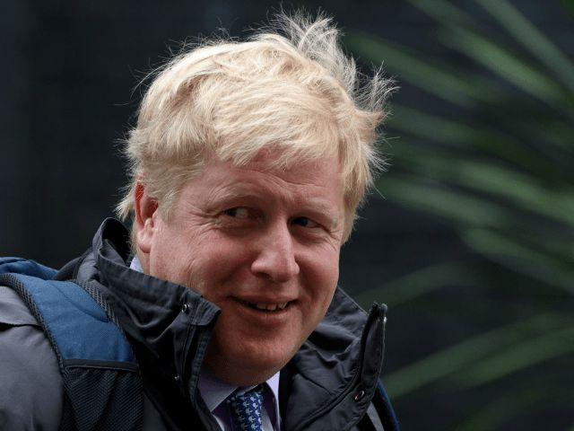 Sunday Telegraph: Boris Johnson — The EU Wants a Superstate, Just as Hitler Did