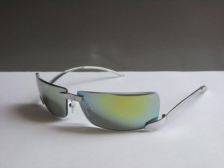 Style Modern Herren Damen Sonnenbrille Sunglasses UV400 (M124) verspiegelt NEU !