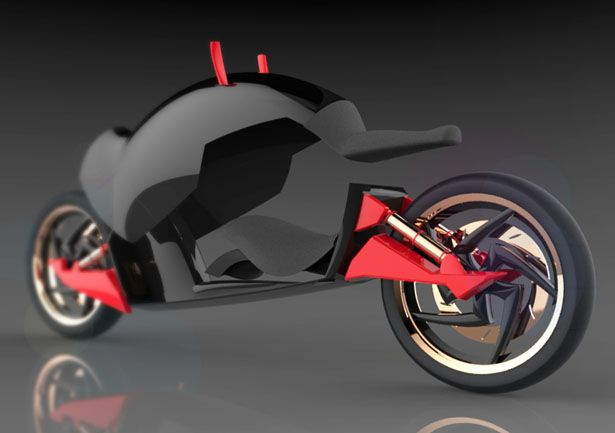 La moto #eco que se adapta a la ocasión. http://www.fundamenta.cl/vive/moto-eco-transformable/