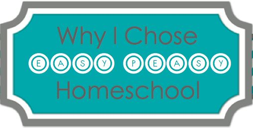 Our #Curriculum for 2nd Grade: 10 Reasons I Chose Easy Peasy #Homeschool