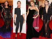 Top looks inolvidables de Beyoncé en la alfombra roja (FOTOS)