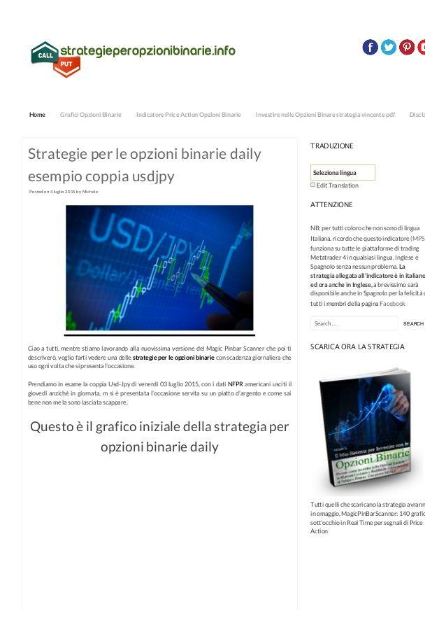 Grafici opzioni binarie: a candela a barre e a fasci di medie mobili - Forex-tradingonline