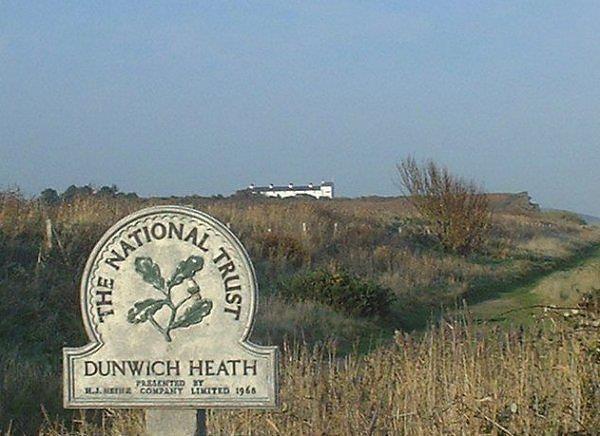 Dunwich Heath and Coastguard