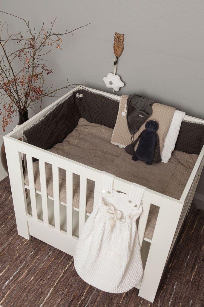 Amsterdam crib-/ playpen bumper | Koeka webshop