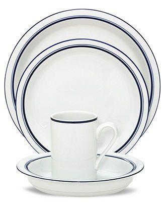 Dansk Dinnerware Christianshavn Blue Collection - Casual Dinnerware - Dining \u0026 Entertaining - Macy\u0027s  sc 1 st  Pinterest & 15 best Dansk Dinnerware images by Karin Monahan on Pinterest ...