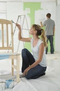 How to Repaint Wood Furniture thumbnail