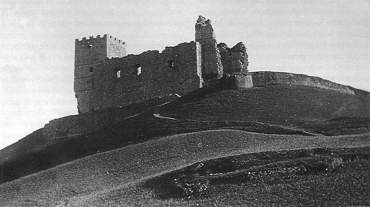 Castillo de los Condes de Saldaña Palencia Spain