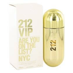 212 Vip Eau De Parfum Spray By Carolina Herrera