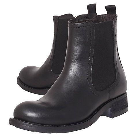 Buy Kurt Geiger Sargent Ankle Boots Online at johnlewis.com 79 funt
