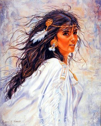 the female role in america native While many anglo-american women focused on being prim and proper within  their social roles, native american women were required to work.