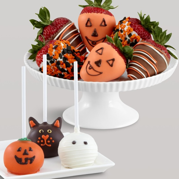 Halloween Cake Pops Pictures