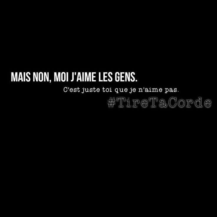 «#TireTaCorde»