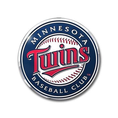 Minnesota Twins Auto Emblem - Color