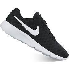 Nike Tanjun Boys' Running Shoes, Size: 7, Grey (Charcoal)