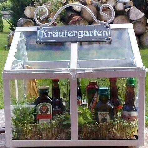25 + › Spaß + einfach diy Kräutergarten & # 39; Geschenkkorb inkl. alkoholische Getränke (Kräuter …