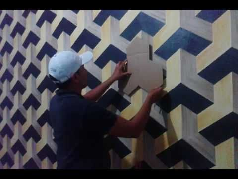 310 best sur les murs deco paint images on pinterest for Pintura decorativa efeito