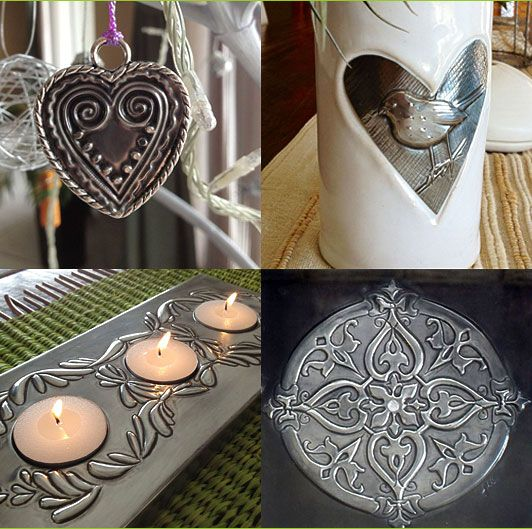 pewter-classes-capetown; pewter workshops cape town; pewter embossing cape town