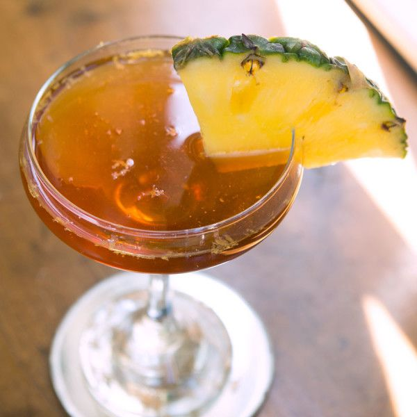 St. Cecilia's Society Punch. Recipe from Chef Paul Yellin of Cane ...