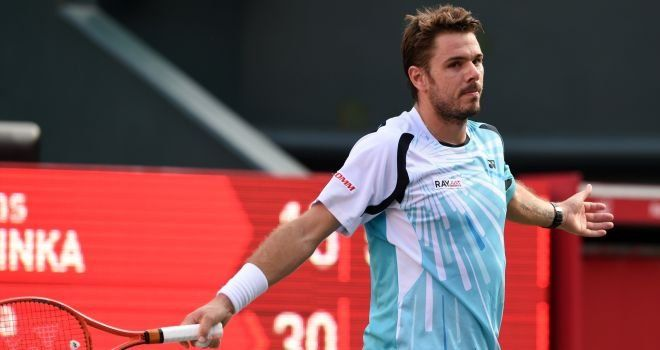 ATP Japan Open: Stanislas Wawrinka ousted by Tatsuma Ito, Gilles Simon through