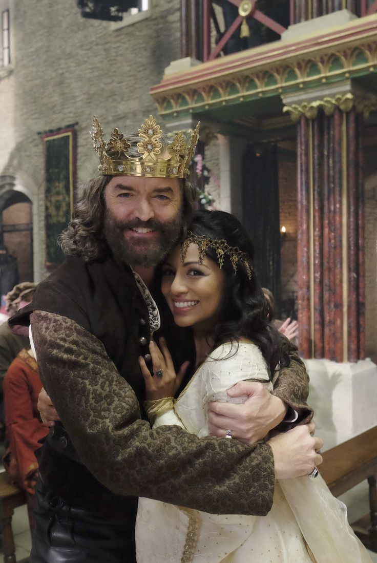 Galavant - Isabella and king Richard